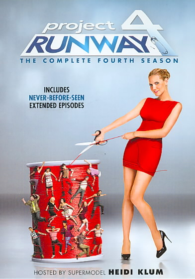 PROJECT RUNWAY SEASON 4 BY PROJECT RUNWAY (DVD)